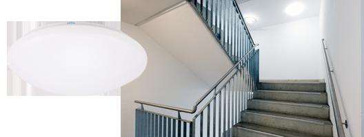 LED-Wand-/Deckenleuchte Deutz