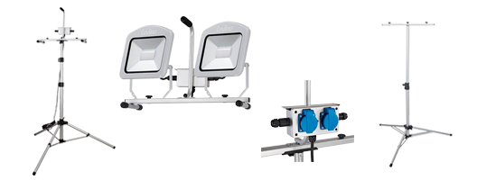Stativ für LED-Strahler