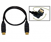 HDMI Cable with swirl plugs High Speed with Ethernet