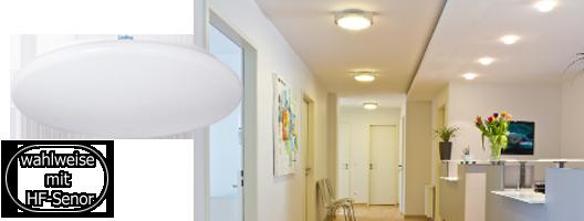 LED-Wand-/Deckenleuchten Altona