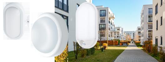 LED-Außenleuchte Schwabing
