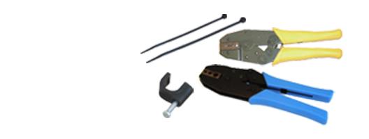 RF Accessories + Tools
